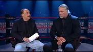Tna Impact 2/07/2009 Kevin Nash дава интервю.