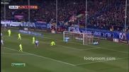 Барса ликува в спектакъл на Калдерон! 28.01.2015 Атлетико Мадрид - Барселона 2:3 (2:4)