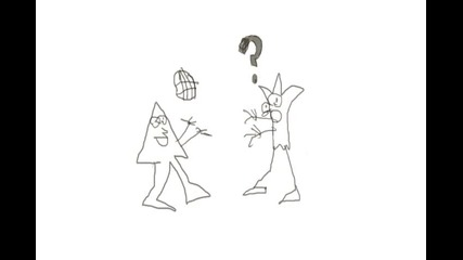 първата анимация на Марио Скендеров
