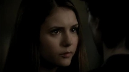 The Vampire Diaries 03x11 - Our Town - You cant kiss me again