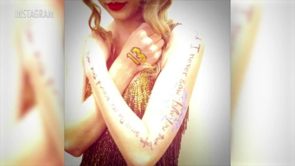 Clothing Company Lucky 13 Harassed Taylor Swift Demanding Nude Photos