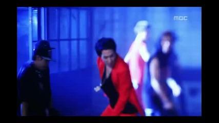 - B.a.p - No Mercy - Music Core 20120721