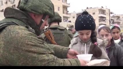 Руската военна полиция в Сирия