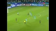 16.12.2009 Аталанте - Барселона 1 - 3 Световно клубно първенство 1/2 финал