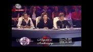 Мадлен и Александър - Куикстеп, фокстрот и джайв - Dancing Stars 2