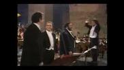 Luciano Pavarotti, Placido Domigo & Jose Carreras - O Sole Mio