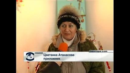 Нестандартна изложба на мартеници подреди русенска приложничка