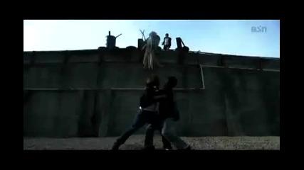 Yanmega ep4 Kanata Fights!