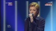 131206 M.i.b ft. Bomi ( Apink ) - Let's Talk About You @ Music Bank