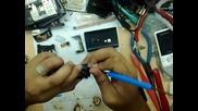 Sony Xperia mini Разглобяване