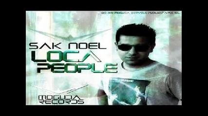 Sak Noel Loca People version 2 ringtone