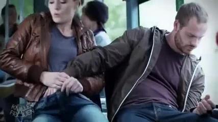 Ето защо мъжете не трябва да спят в Автобуса