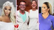 След Андреа и Кобрата: Кои бяха най-шумните звездни раздели в българския шоубизнес?