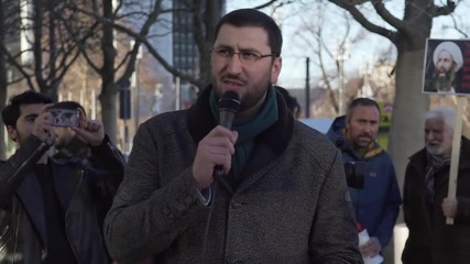 German: Protesters march on Saudi consulate to decry execution of Shia cleric