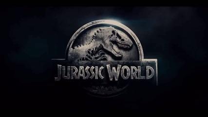 Джурасик свят - Официален Трейлър #2 / Jurassic World Official Trailer #2 + Субтитри