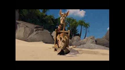Madagascar - Panic Show - супер смях