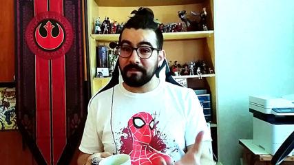 Закъсняло ревю на Spiderman Far from home