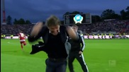 Долните късметлийски нещастници от Хамбургер пак оцеляха - Karlsruher Sc vs Hamburger Sv 2nd Leg