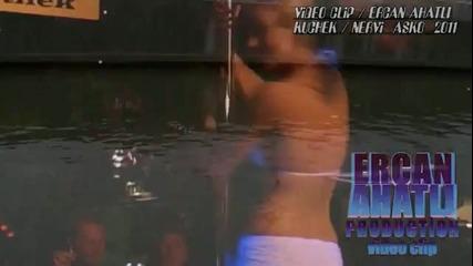 Нерви - - Kuchek (( Clip 2011 _ Ercan Ahatli )) ku4ek kucek Аско Кючек - Youtube