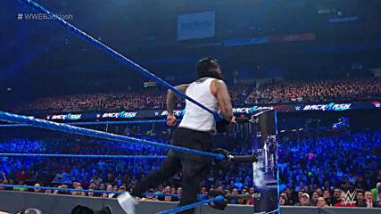 The Usos vs. Breezango – SmackDown Tag Team Titles Match: WWE Backlash 2017 (Full Match)