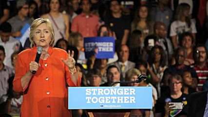 USA: Clinton promises new jobs and economic opportunities if voted in
