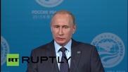 Russia: China will remain engine of world economy, says Putin
