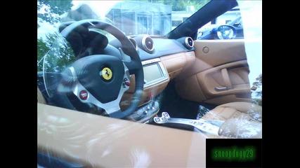 Ferrari California в София