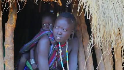 Племенните народи на Етиопия (