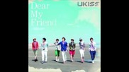 1207 U-kiss - Dear My Friend[3 Japanese Single]