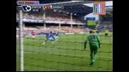 15.08.09 Евертън 0:1 Арсенал Денилсон Гол