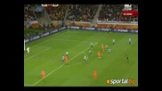1/2 World Cup 10 - Uruguay 2 - 3 Holland