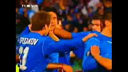Левски в Европа (сезон 2005/2006)