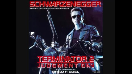 *m Terminator 2 soundtrack15 - Into The Steel Mill/в стоманодобивния завод