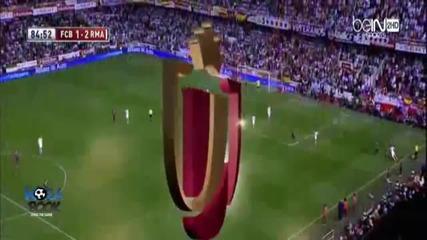 Барселона 1:2 Реал ( Мадрид ) 16.04.2014