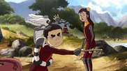 The Legend of Korra Book 4 Episode 04 The Calling ( s 4 e 4 )