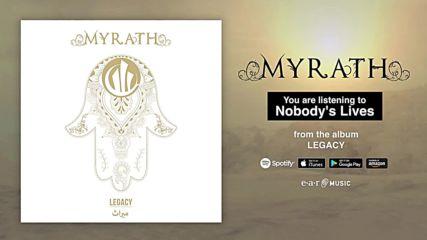 "Myrath ""nobodys Lives"" (official Full Song Stream) - Album ""legacy"""