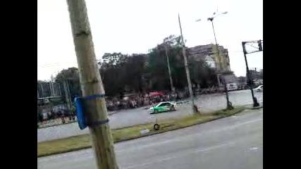 Писта Русе Румен Дунев минава Илия Царски