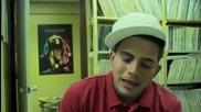 17 - годишен имитира Lil Wayne, Drake, Eminem и Ludacris