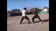 Уличен Бой На Китайци