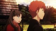 Fate stay night [unlimited Blade Works] - 16 [bg subs][720p]