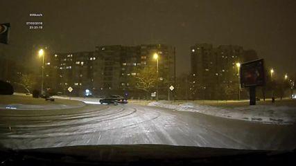 Snow drift 001