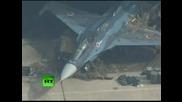 японска авиобаза след цунами