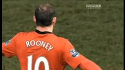 Pfa Awards - Wayne Rooney Comp