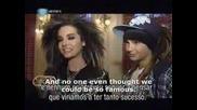 Tokio Hotel - Интервю В Портогалиа(english Subs)