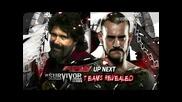 [ Wwe Raw - 29/10/2012 ] Отборите на Cm Punk и Mick Foley | Segment |..