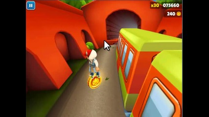 Subway Surf Bug Omg Omg Omg!