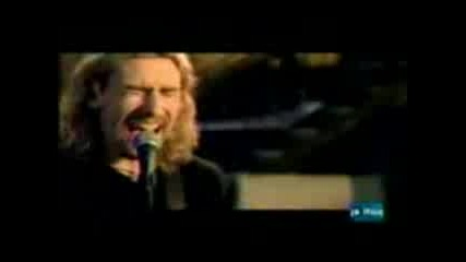 Nickelback And Josey Scott - Hero