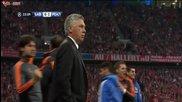 Белия балет на финал в Шампионска Лига : Байерн Мюнхен - Реал Мадрид 0:4