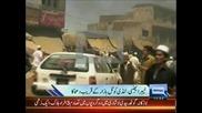 Бомбен взрив в Северозападен Пакистан