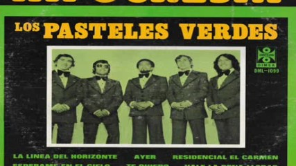 Los Pasteles Verdes--hipocresia 1977 Peru